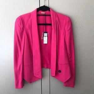 Rebecca Minkoff Hot Pink Blazer